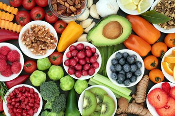 vegan für anfänger: Esse mehr Obst und Gemüse