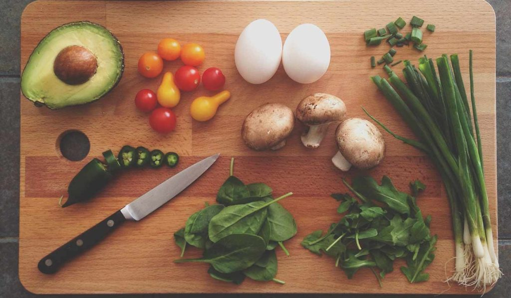 Lerne ohne Rezepte vegan zu kochen und probiere Dich einfach aus