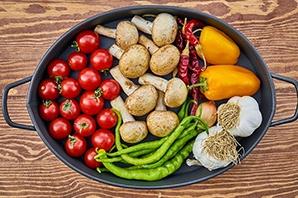 veganer ernährungsplan genügend kalorien