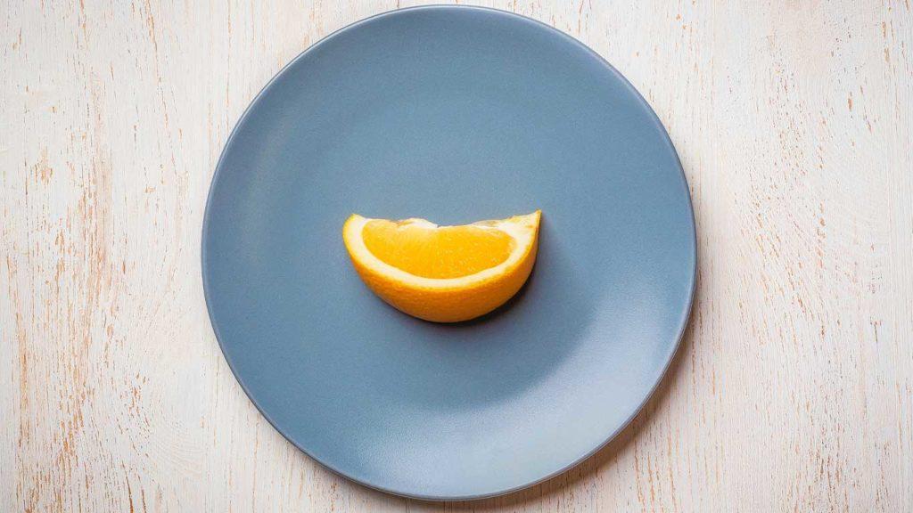 Vegane Ernährung macht nicht satt beim Gewicht verlieren