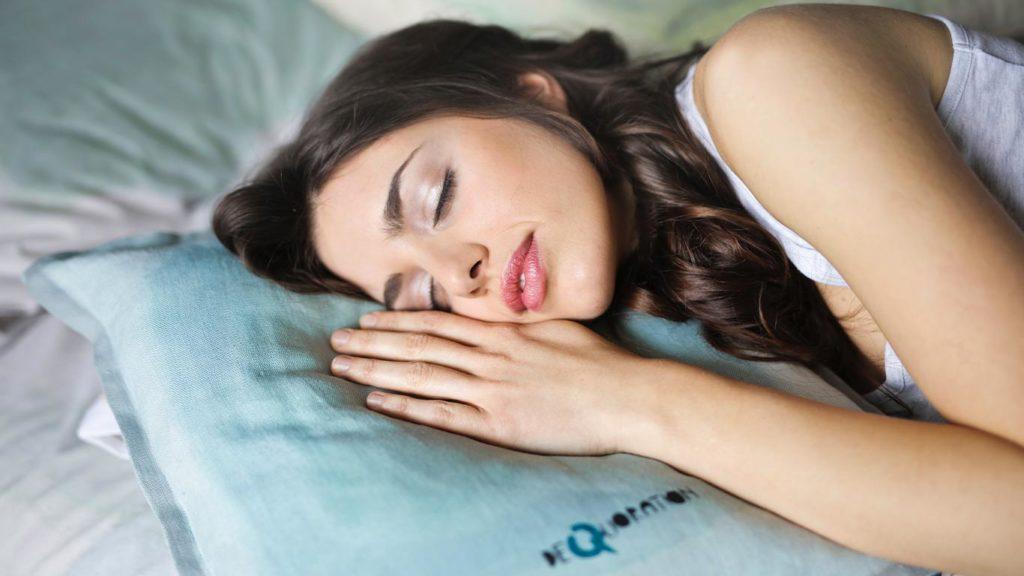 Wenn du langfristig vegan abnehmen möchtest ist ausreichend schlaf notwendig