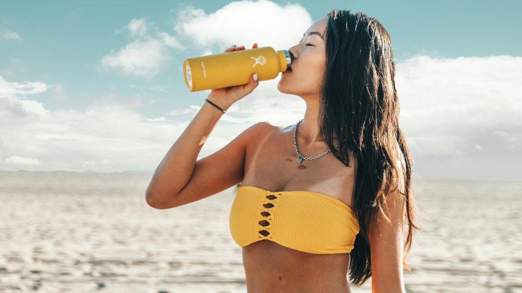 Nehme viel Wasser zu Dir wenn du abnehmen willst