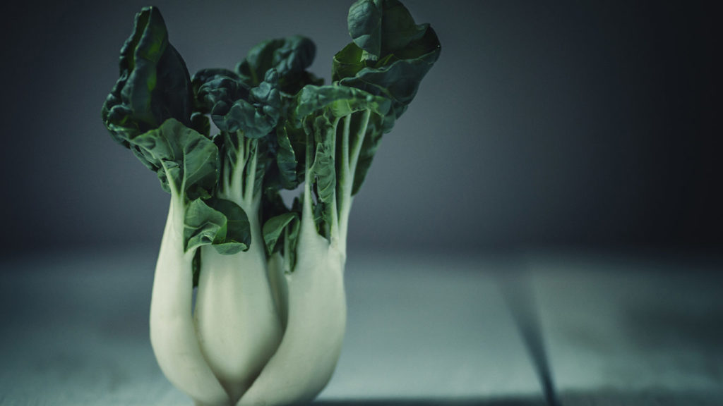 Regel 1: Esse viel dunkelgrünes Gemüse um vegan abzunehmen