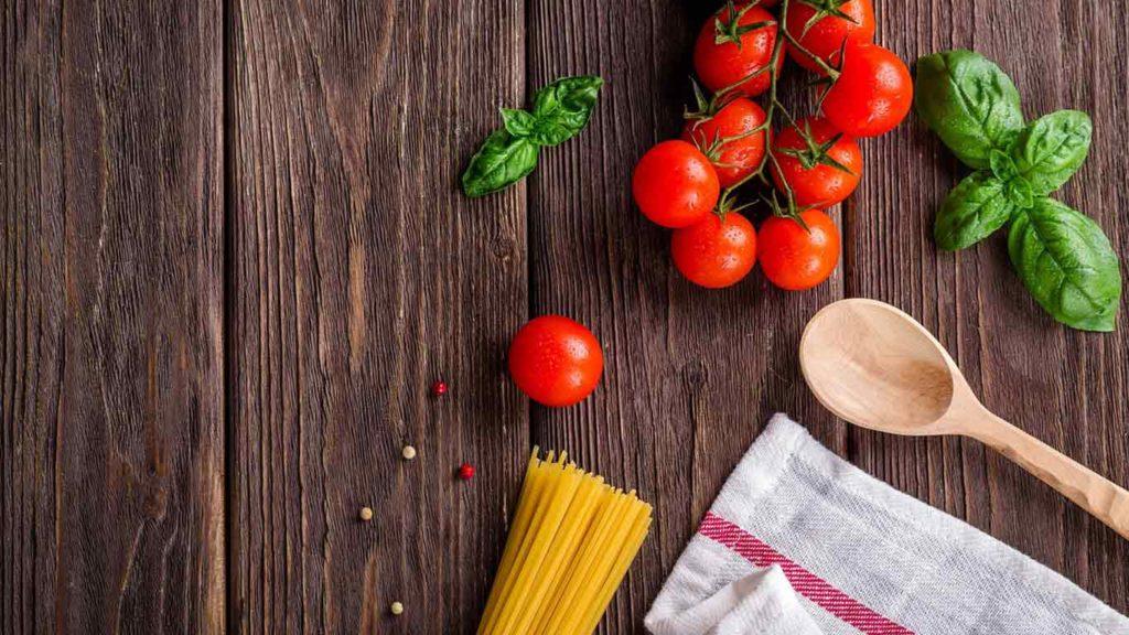 Koche kalorienarm wenn du vegan abnehmen möchtest