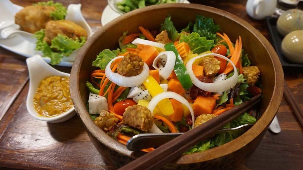 Vegan Dein Gewicht reduzieren mit einer guten Verdauung