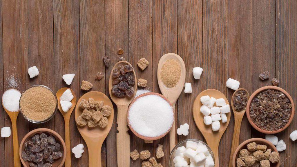 Wenn Du vegan Gewicht verlieren will reduziere Zucker