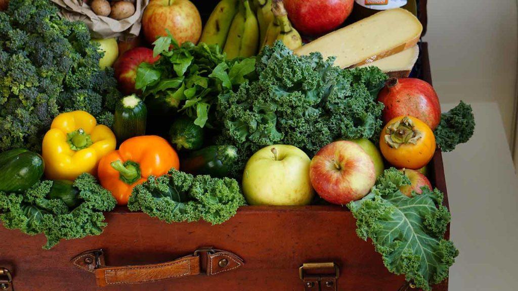 Du bist vegan und willst abnehmen, dann verwende einfache und bekannte Lebensmittel