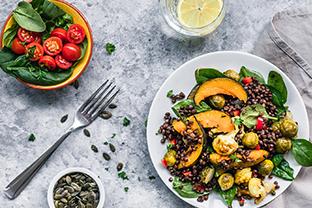 Vegan günstig einkaufen?