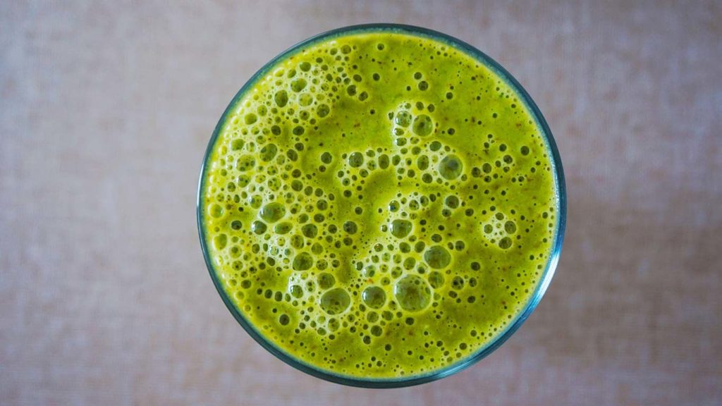 Trinke einen Hanfproteinshake als Snack wenn du Gewicht verlieren willst