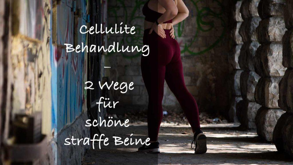 2 Wege wie Du Cellulite loswerden kannst