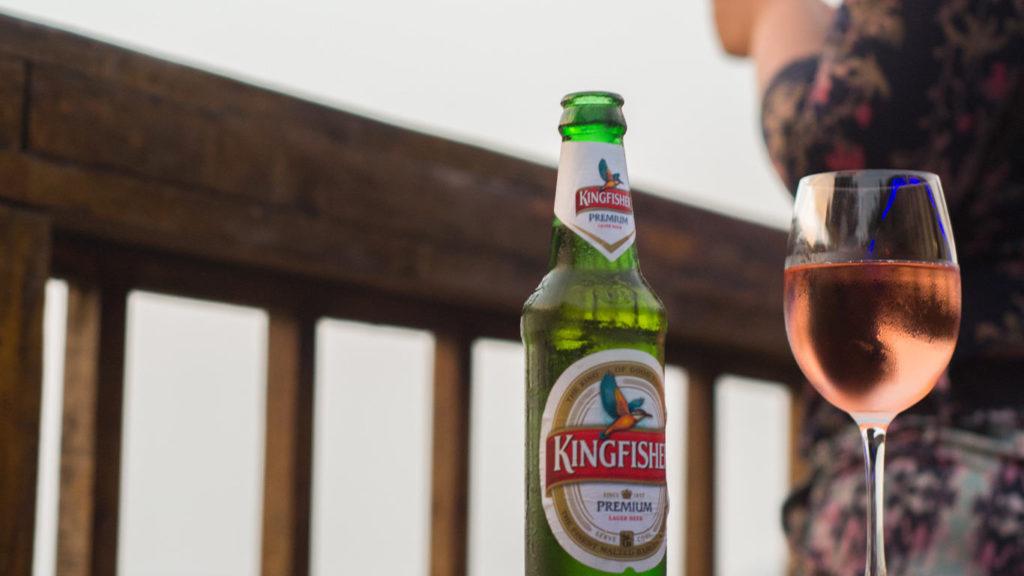 Lasse die Finger von Alkohol wenn Du abnehmen willst ohne Muskeln aufzubauen