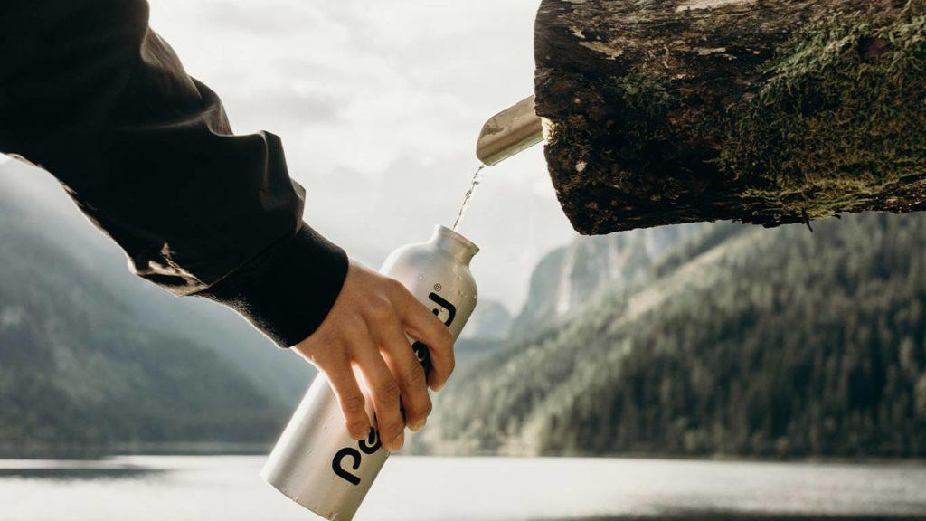 Nehme viel Wasser zu Dir wenn Du Fett verbrennen und keine Muskeln aufbauen willst
