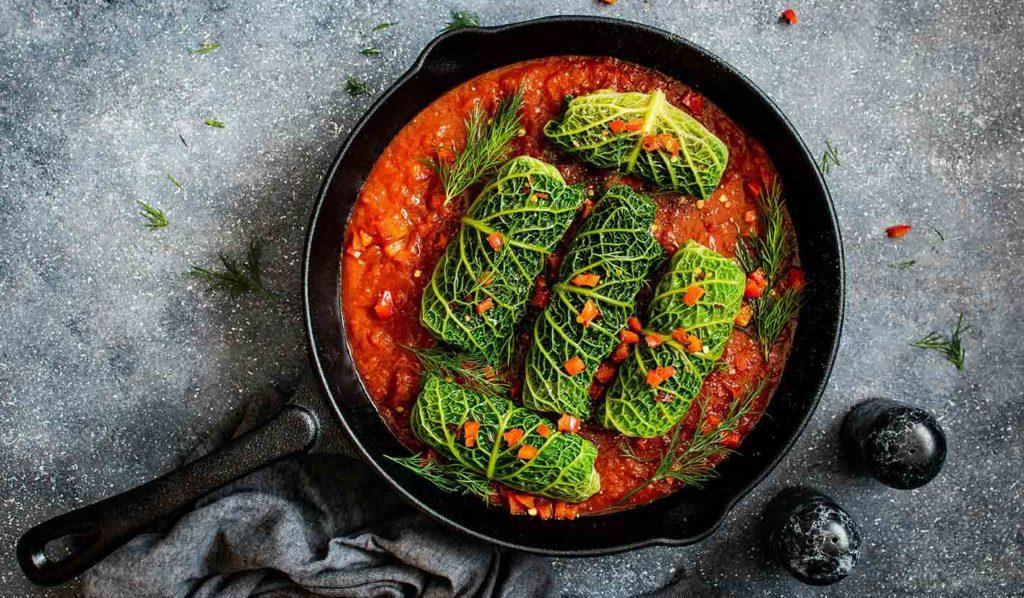 Beim rohköstlichen Abnehmen können sich Giftstoffe beim Kochen bilden