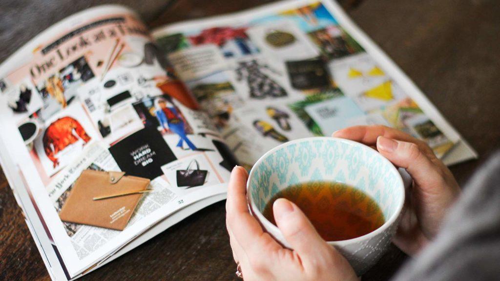 pflanzliche ernährung ist gesund, wenn du zitrone in deinen tee gibst