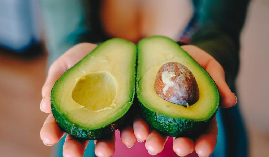 Achte auf eine gesunde Fette bei einer veganen Ernährung