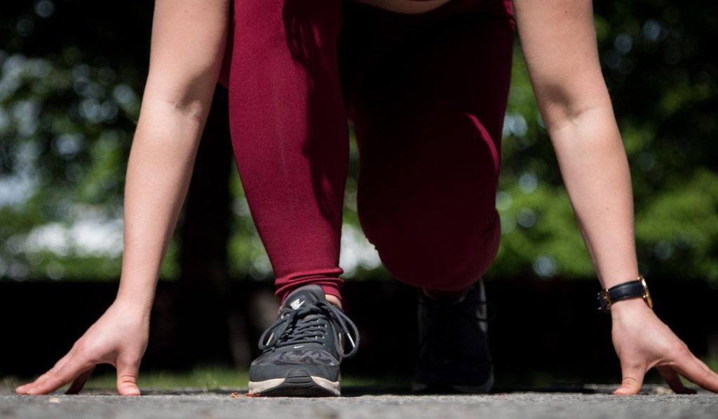 Setze Dir realistische Ziele, um vegan Gewicht zu verlieren