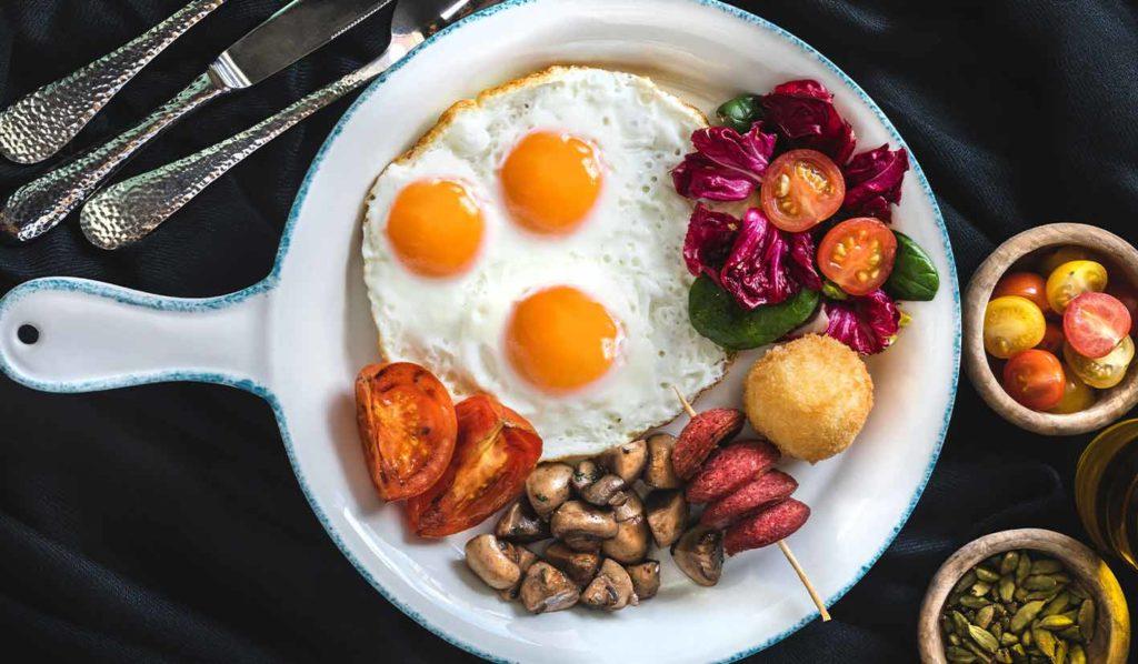 Eierersatz beim Kochen einfach durch Leinsamen ersetzen
