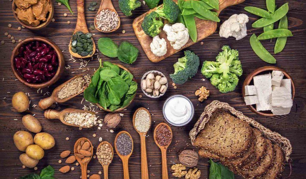 Proteine dürfen beim Zubereiten von veganen Mahlzeiten nicht fehlen