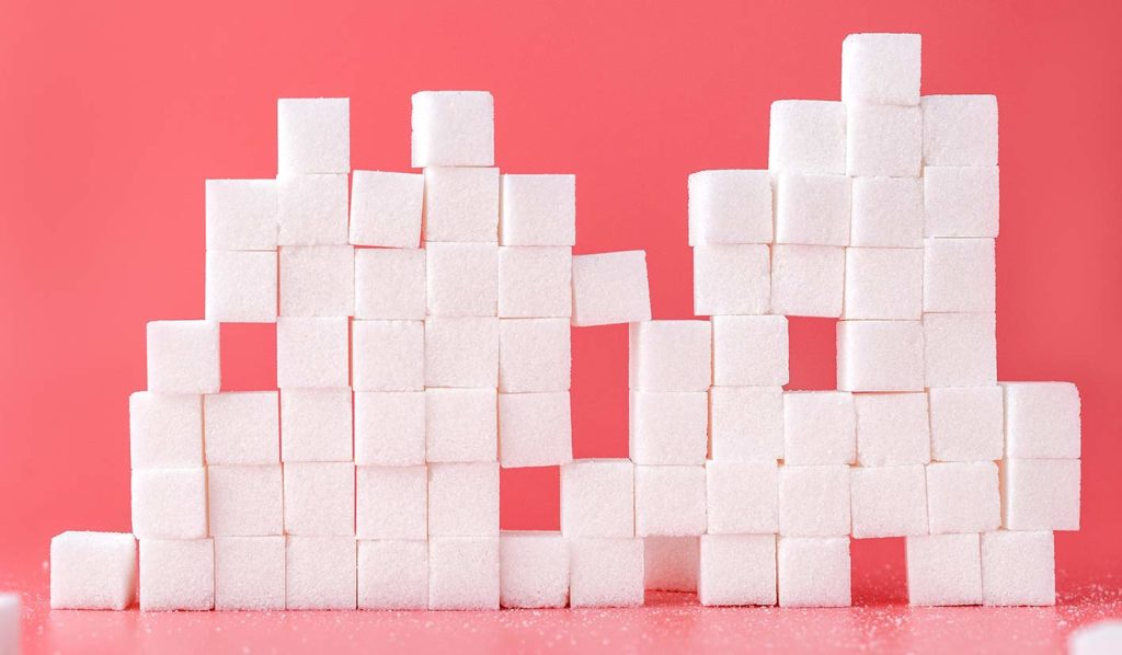 Zuckerfrei Gewicht verlieren vegan