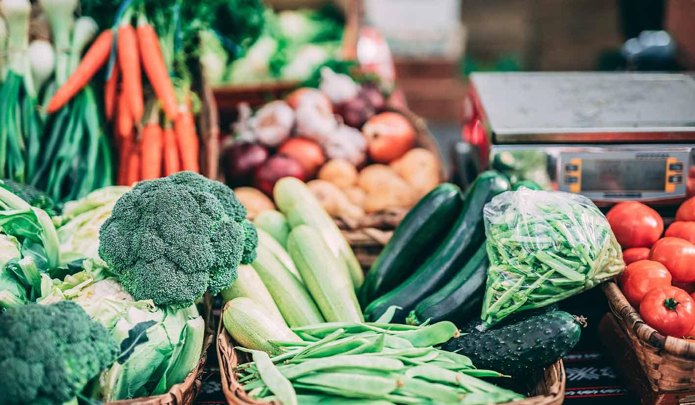 Du kannst durch gesunde Lebensmittel vegan Gewicht verlieren
