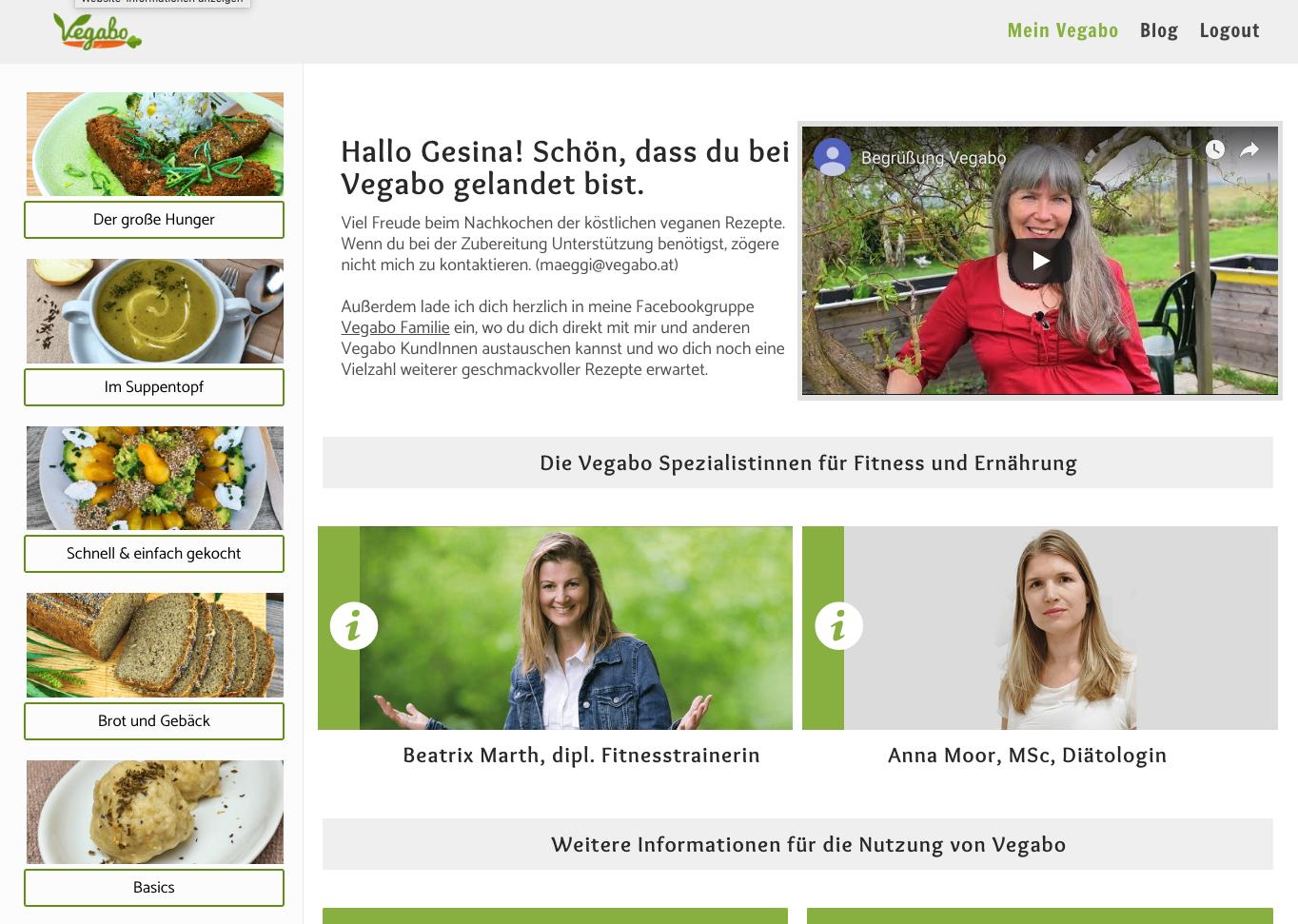 vegan kochen – vegabo