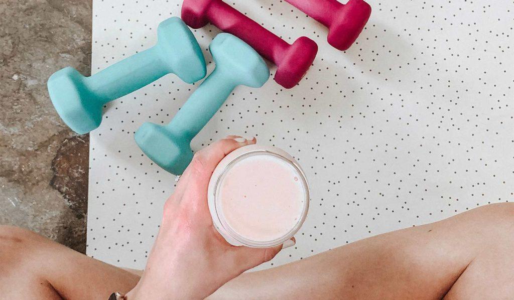 Proteinshakes sind gesund aber die Größe machts, wenn Du vegan gesund abnehmen willst