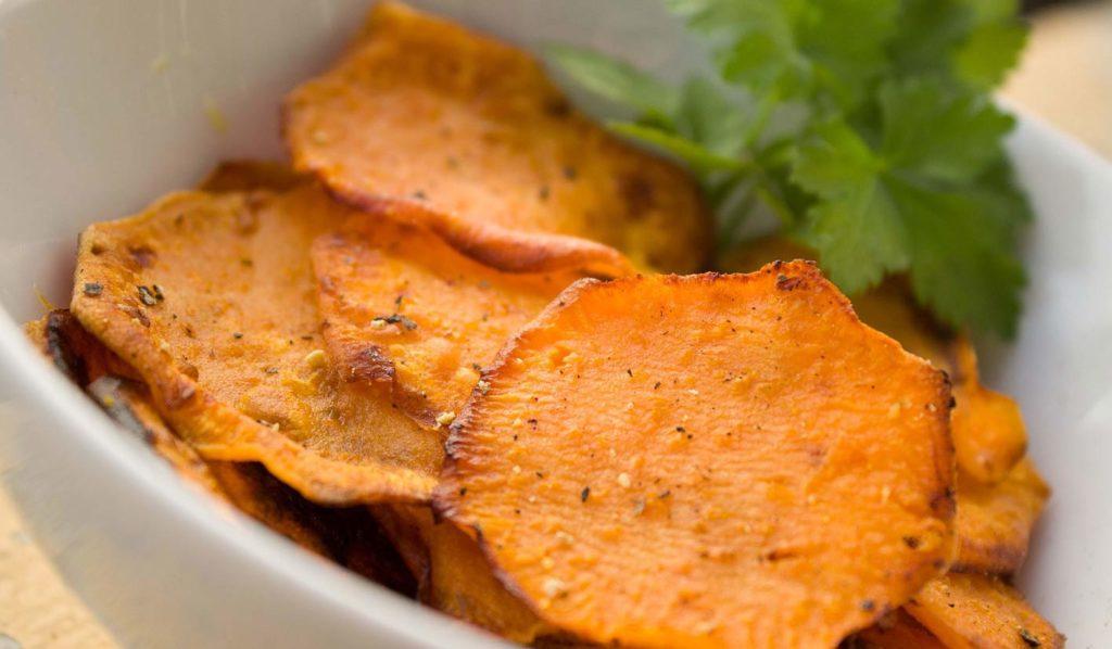Süßkartoffeln eignen sich nicht für zum gesunden Abnehmen