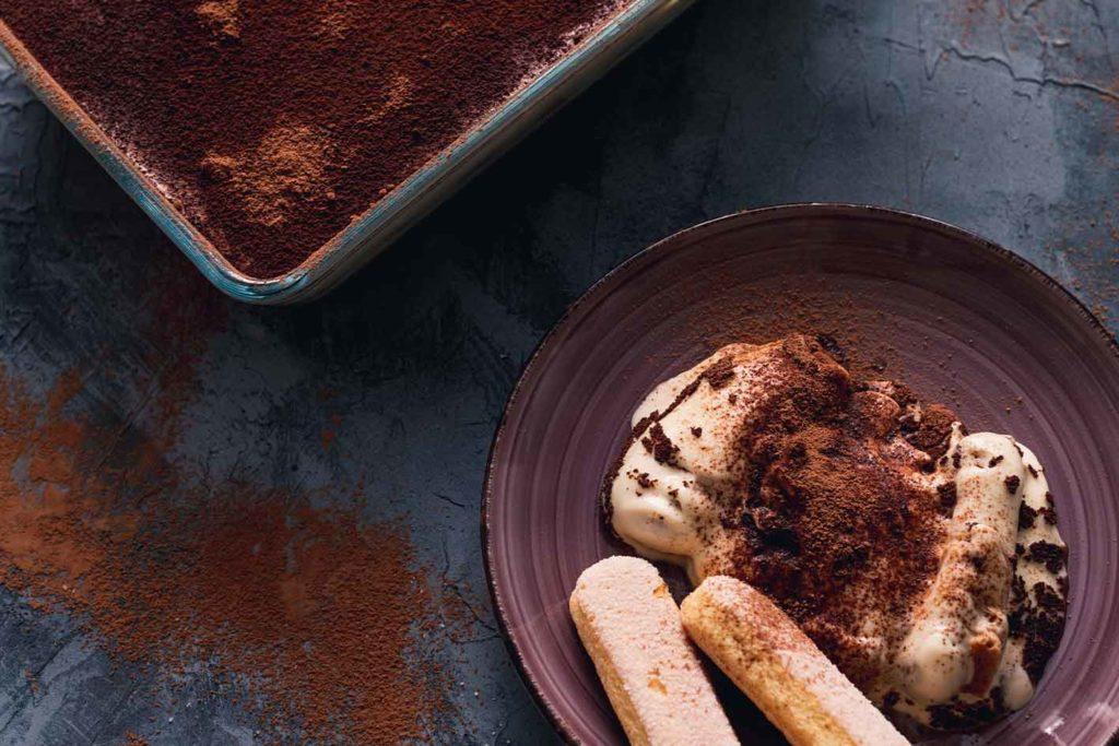 Beim Weihnachtsessen darf Tiramisu nicht fehlen. Und das beste ist, sie gibt es auch als vegane Variante.