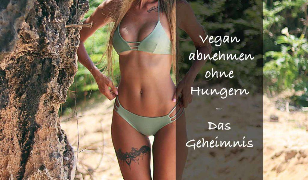 Es gibt eine entscheidende Sache, die Frauen falsch machen, um vegan abzunehmen